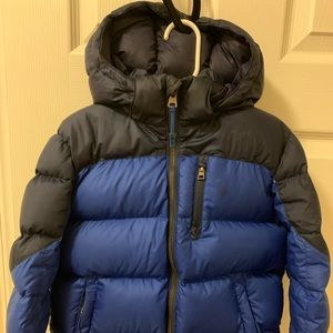 Ralph Lauren Polo Hooded Down Jacket